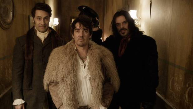 Wellington vampire movie to be remade as pilot for US TV series