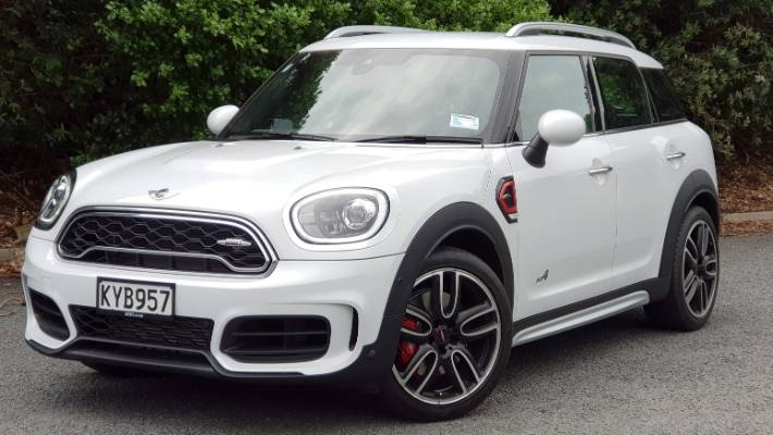 Countryman Would Seem To Be The Star Mini Jcw Product In Our Suv Centric World