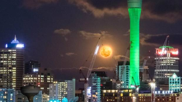 See why NASA is calling next week's supermoon 'extra special'