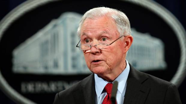 Special Counsel's Office Questions Attorney General Jeff Sessions