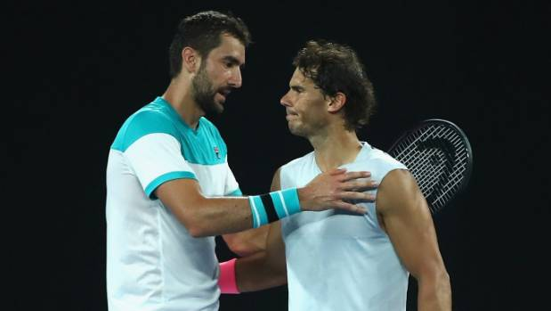 Marin Cilic: Australian Open run could lead to huge 2018 tour