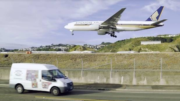 SIA to tweak Canberra, Wellington services