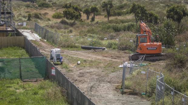 Christchurch city council lays path with soil contaminated for Landscape contractors christchurch
