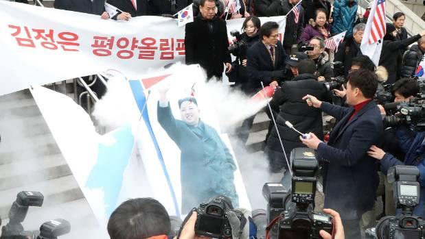 'N. Korea Likely to Hold 'Intimidating' Military Parade on February  8th'