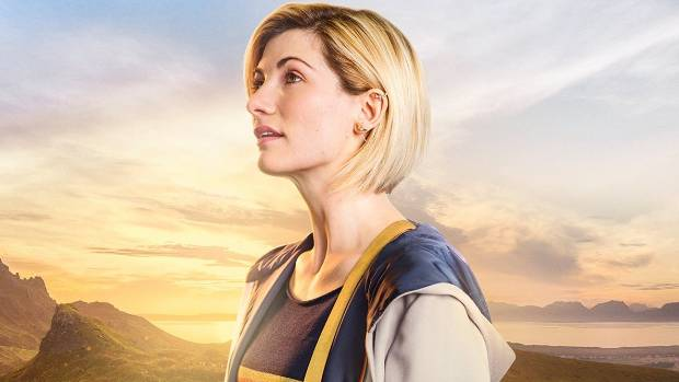 New female Doctor Who scores big victory for pay equity