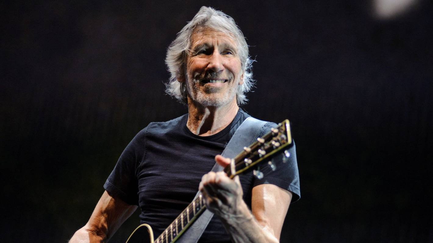 roger waters anything but comfortably numb. Black Bedroom Furniture Sets. Home Design Ideas
