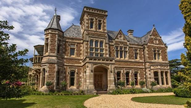 Gothic revival mansion in hobart looking for offers over for Gothic revival homes for sale