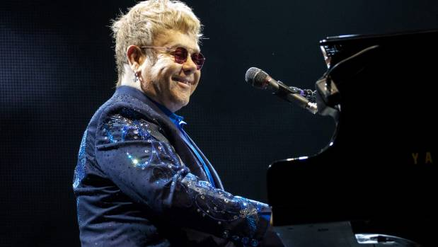 Sir Elton John says his mother's death left him 'shook'