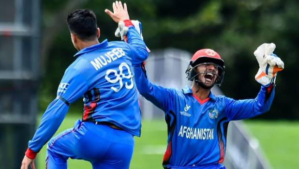 NZ thrashed by Afghanistan at World Cup