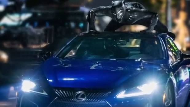 Lexus Set to Make You Marvel with Super Bowl Ad