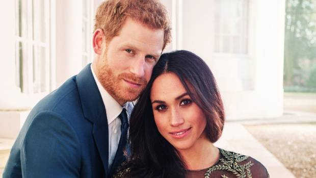The Identity Of Prince Harry And Meghan Markle's Secret Matchmaker FINALLY Revealed!