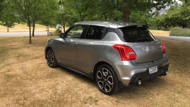 Turbocharging Helps Make Suzukis Swift Sport Hot Hatch Even Hotter