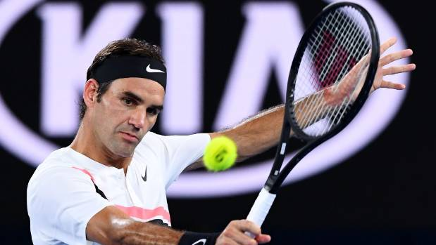 Federer off to a flier