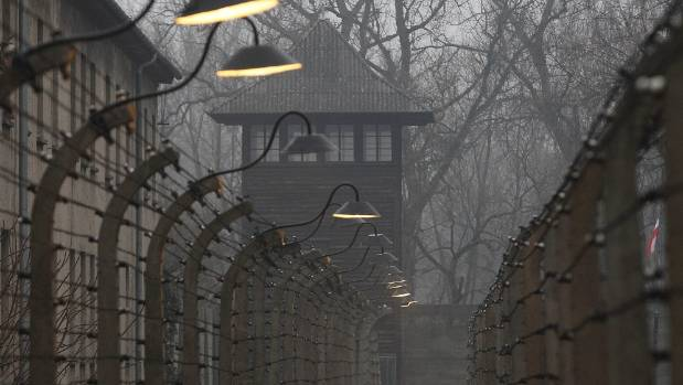 Convicted Auschwitz guard Oskar Groening dies aged 96