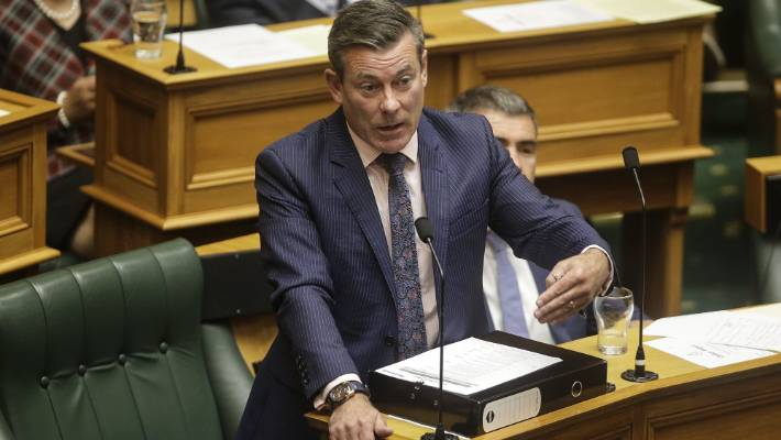 In written questions to Lees-Galloway, a national immigration spokeswoman, Michael Woodhouse asked that INZ made a recommendation to the minister on how best to operate on Sroubek for outbound accountability and if he provided options.
