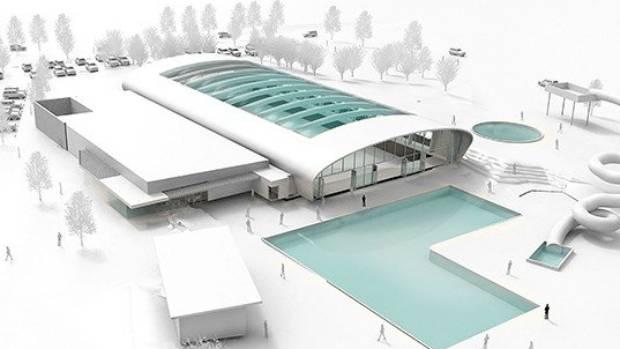 Gisborne councillors plan 28 million splash on for Pool design concepts