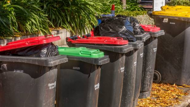Overfilled bins are asking for fly-strike trouble.