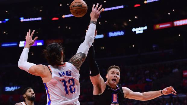 Clippers star Griffin appears surprised by trade reports