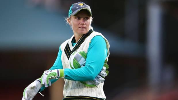 Alyssa Healy: Filling The MCG Up To The Australian Women's Cricket Team
