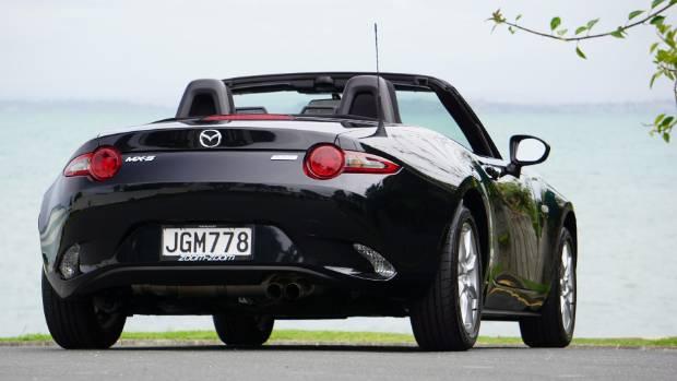 Mazda Mx 5 Roadster Claimed The Wca Prize In 2016