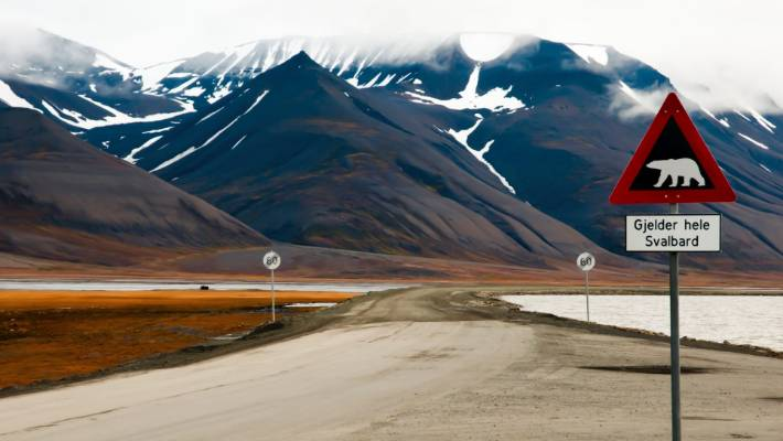 Svalbard Norway The Island Where No One Is Allowed To Die