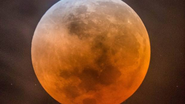 Century's longest lunar eclipse to be visible in Taiwan