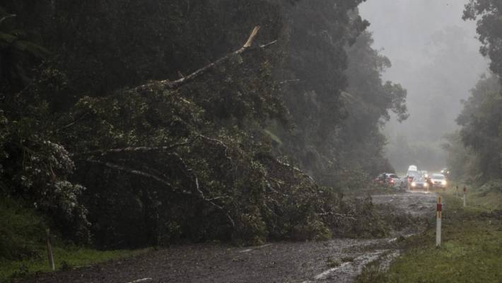 Heavy rain in South Island a 'significant weather event', Metservice says