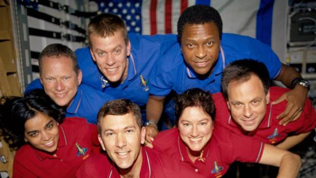 NASA marks the 15th anniversary of the Space Shuttle disaster
