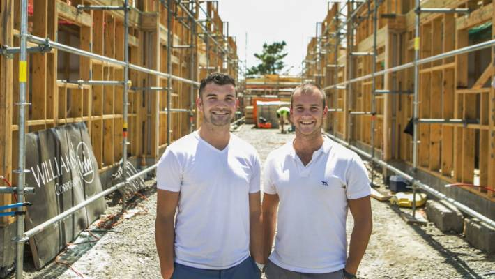 They're 24, employ their mums - and have built more inner