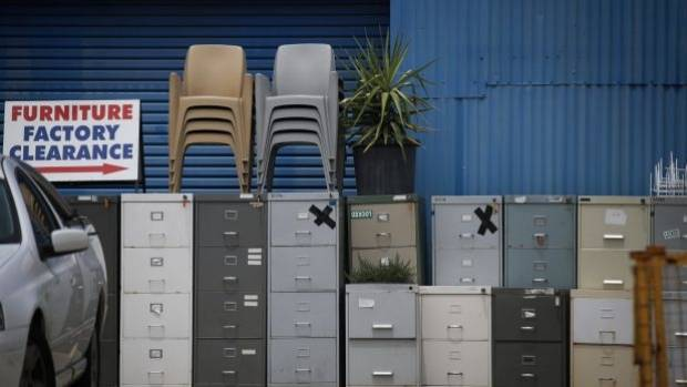 'Top secret' documents found in old filing cabinets in Canberra