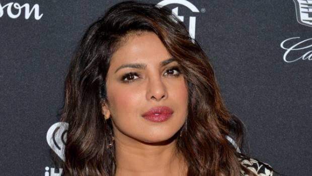 Actress Priyanka Chopra is one of many celebs attending the wedding