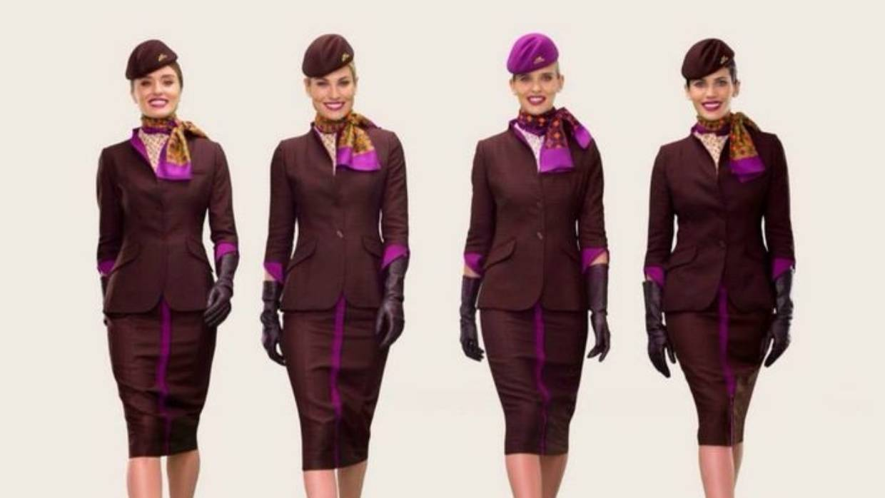 Pilot and flight attendant uniforms: The meaning behind the