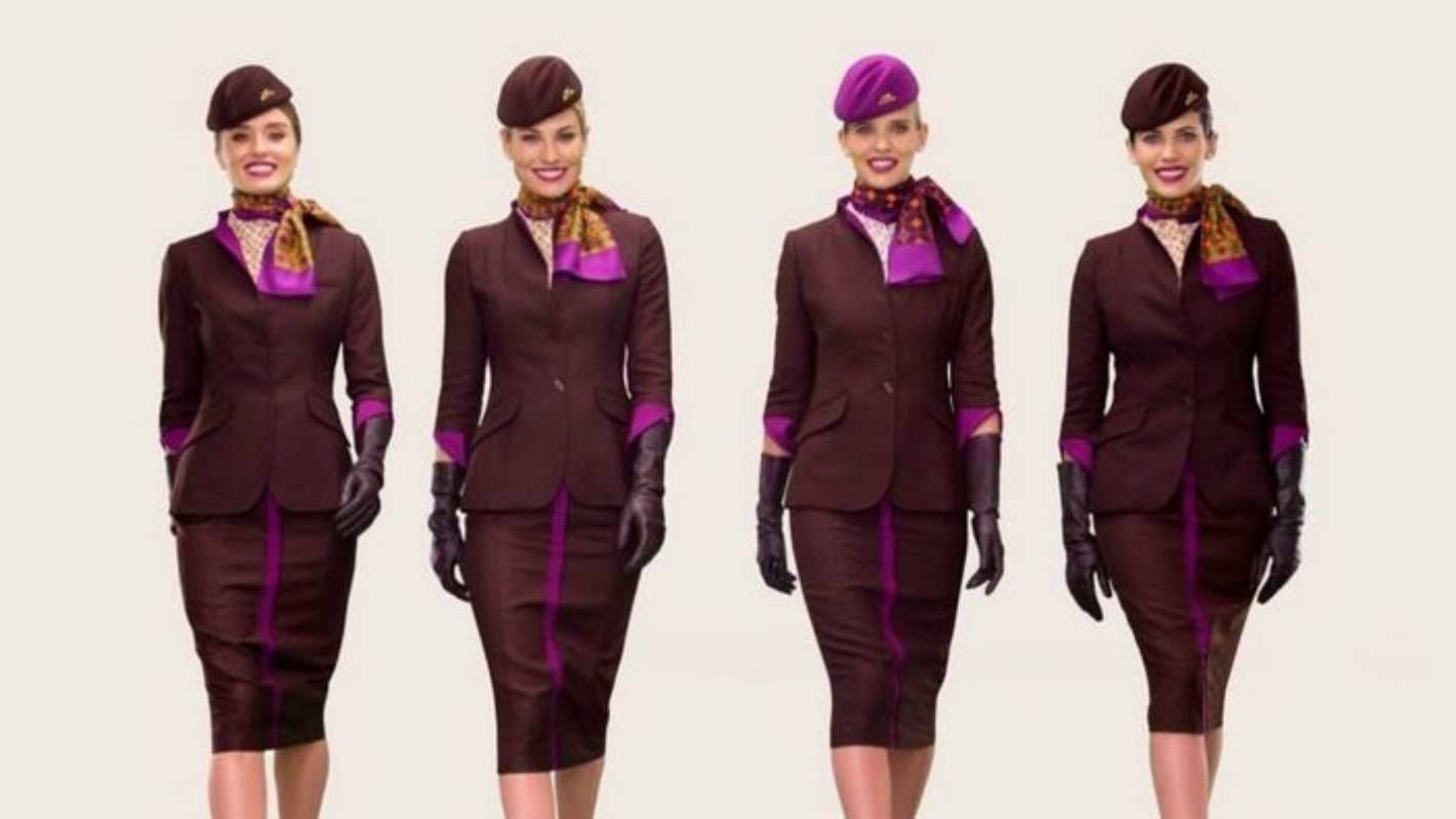 Pilot And Flight Attendant Uniforms The Meaning Behind The Outfit