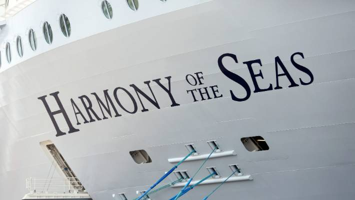 US Coast Guard searching for Royal Caribbean crew member who went
