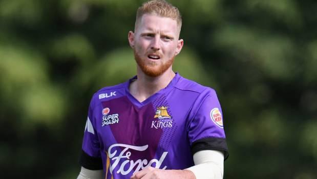 Ben Stokes lands in New Zealand to restart England career