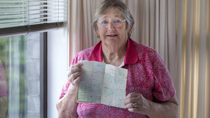 Seeking return of World War II letters to family of fallen ...