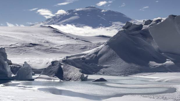 Landing in Antarctica is by permit only.