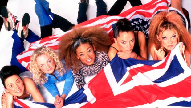 Stop right now! The Spice Girls have reunited for