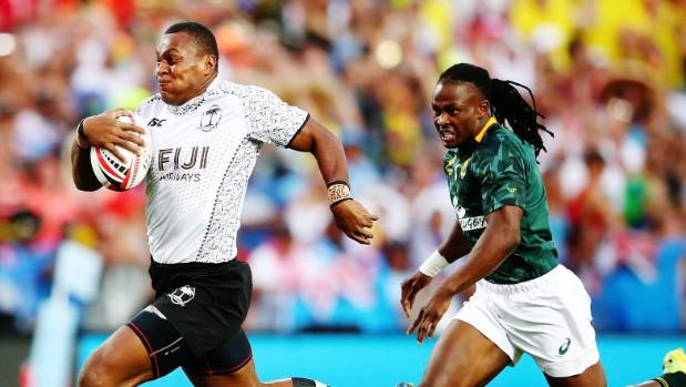 Classy Blitzboks hammer Aussies to reach Hamilton Sevens final