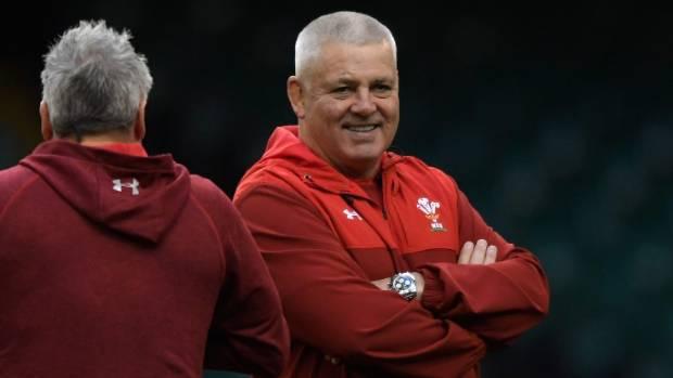 Warren Gatland backs Eddie Jones for British & Irish Lions job in 2021