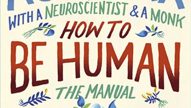 how to be human the manual ruby wax
