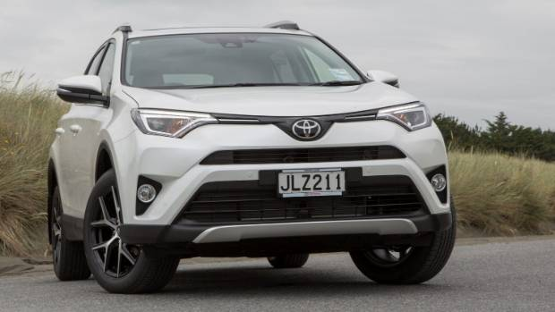 Original RAV4 Invented The Crossover SUV Genre. Latest Model Is Number One  SUV In