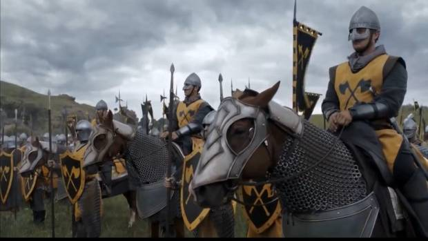 Super bowl commercial filmed in new zealand stuff it cost about usd5 million to show budweisers bud light dilly dilly ad during the aloadofball Images