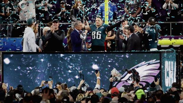 Eagles victory parade produces one of the most touching sports stories ever