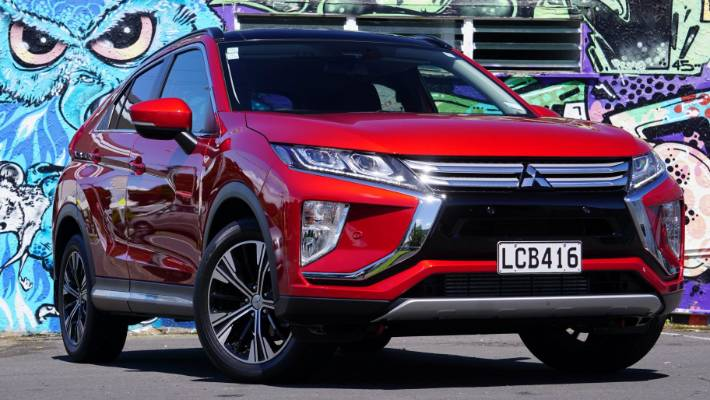Mitsubishi S Eclipse Cross Picks Up Celestial Naming Theme But That Not Always A Good Thing