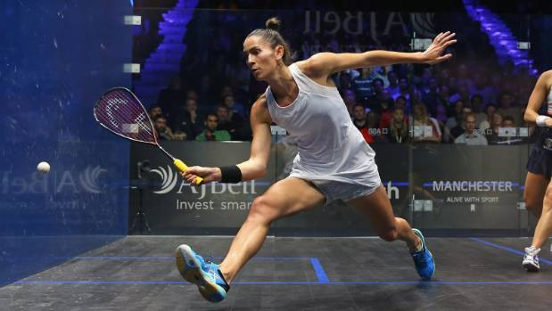 King beaten in epic Chicago squash final