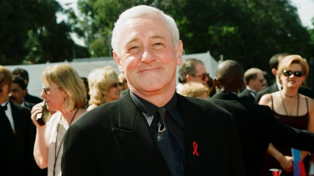 John Mahoney, who played Frasier's Martin Crane, dies aged 77