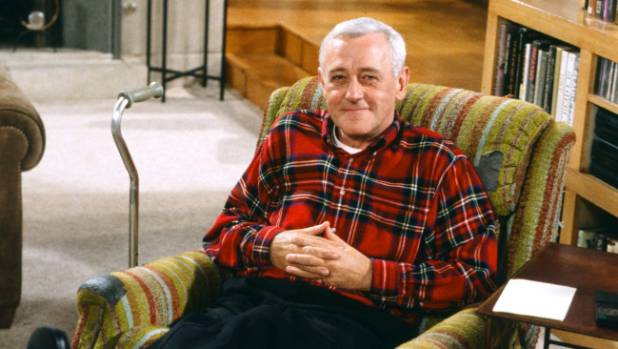 John Mahoney, who played grouchy dad on 'Frasier,' dead at 77