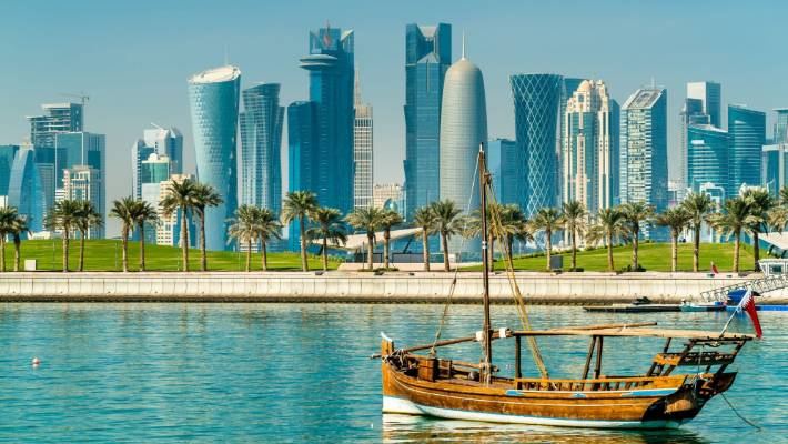 Image result for doha city