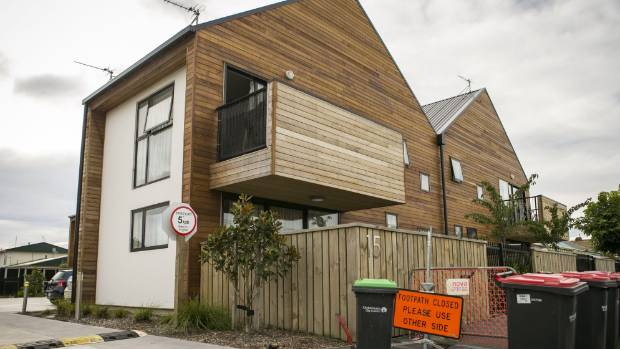 violence burglaries public excrement from new housing nz tenants